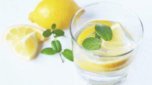 30 Days Lemon Water