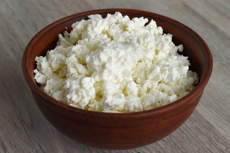 Bowl Table Traditional Wood Cottage Cheese Food