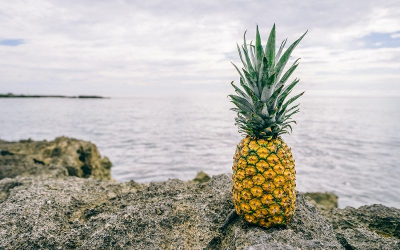 You've Been Eating Pineapples Wrong All This Time