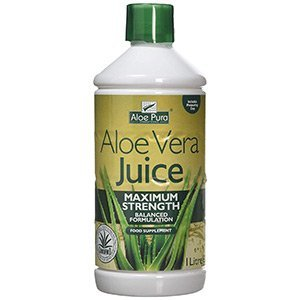 Aloe Vera Juice Max Strength 1litre