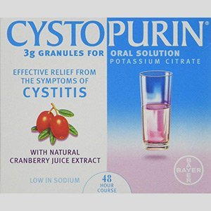 Cystopurin Cystitis Relief 6 Sachets