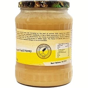Forest Field Pure Raw Honey 1kg