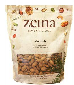 Zeina Almonds 1kg