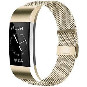Ak Fitbit Metal Strap