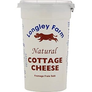 Longley Farm Natural Cottage Cheese