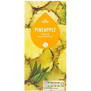 Morrisons Pineapple Juice