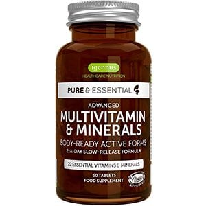 Pure Essential Multivitamin Minerals