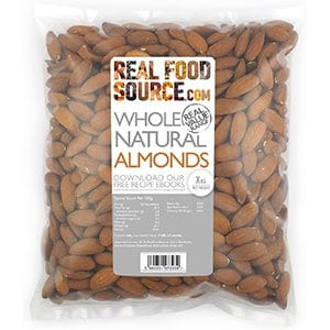 Realfoodsource Almonds