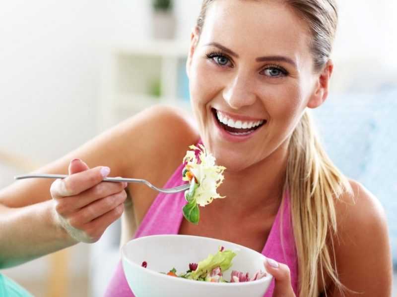 7 Tips For Eating Healthy