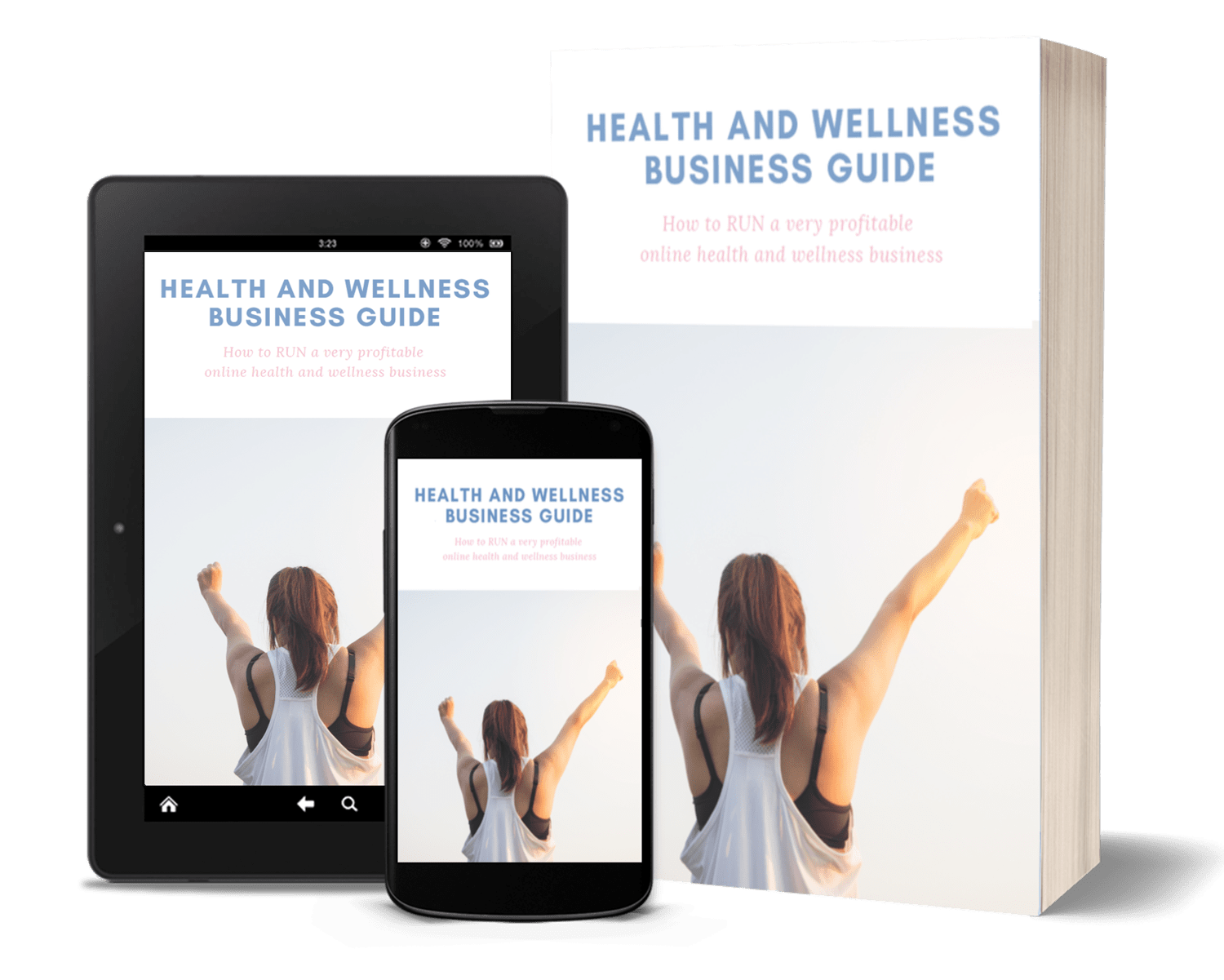 Cover Image Wellness Business