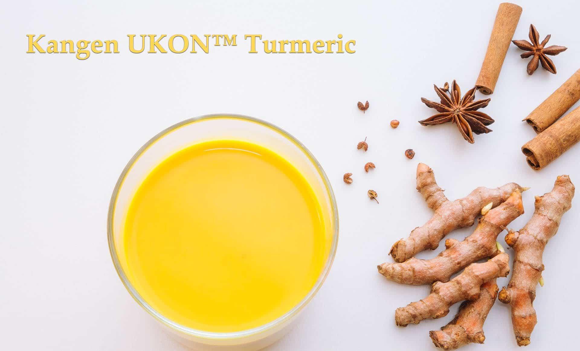 Golden Milk Turmeric Curcumin Latte Yellow Drink In Glass On Whi