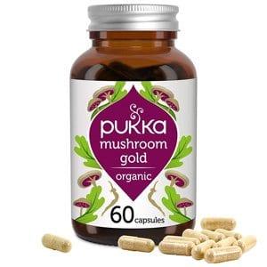 Pukka Mushroom Gold Organic