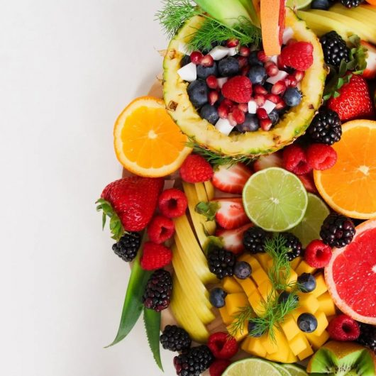 Eat your Way to a Long and Healthy Life