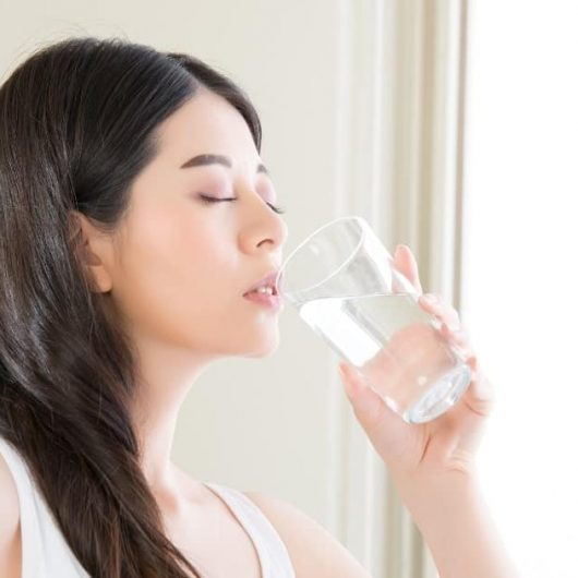 The Benefits Of Drinking Water For The Skin