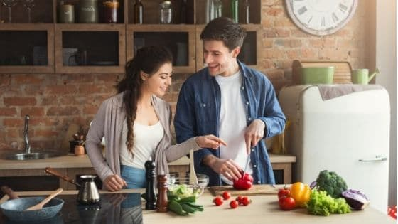 Turn Cooking Into A More Pleasurable Task