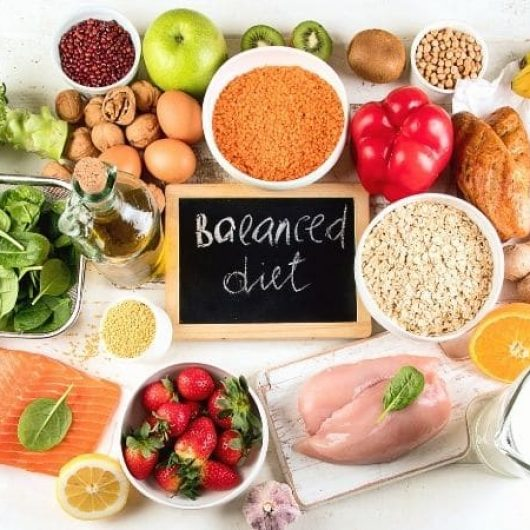 Benefits of a Balanced Diet